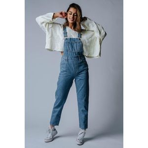 Levi's TAPERED OVERALLS